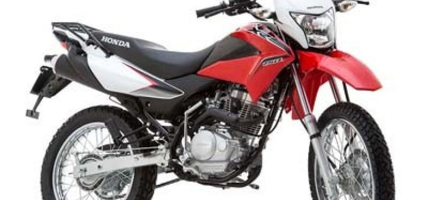 Honda Xr 200 2015 - 1
