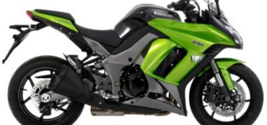 Kawasaki Gpz 1000 Rx 2015 - 1