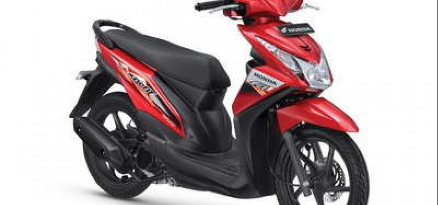 Honda Beat Scooter 2015 - 1
