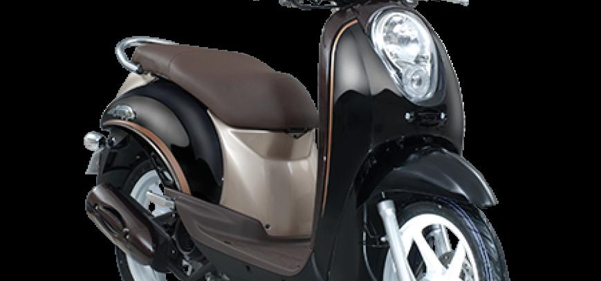 Honda Scoopy 2015 - 1