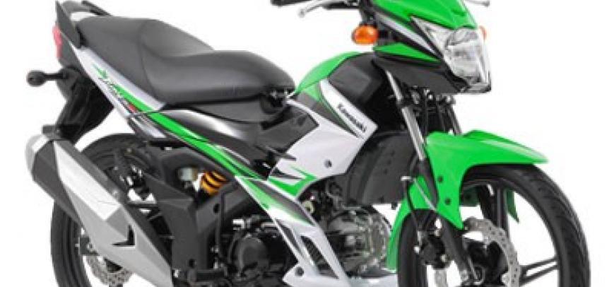 Kawasaki Gt 125 R 2015 - 1