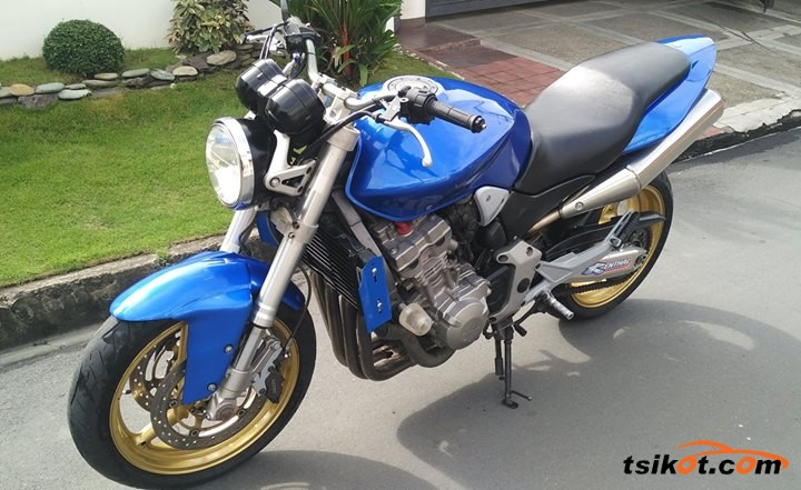 honda cb 900 f hornet 2003 motorbike for sale metro manila. Black Bedroom Furniture Sets. Home Design Ideas