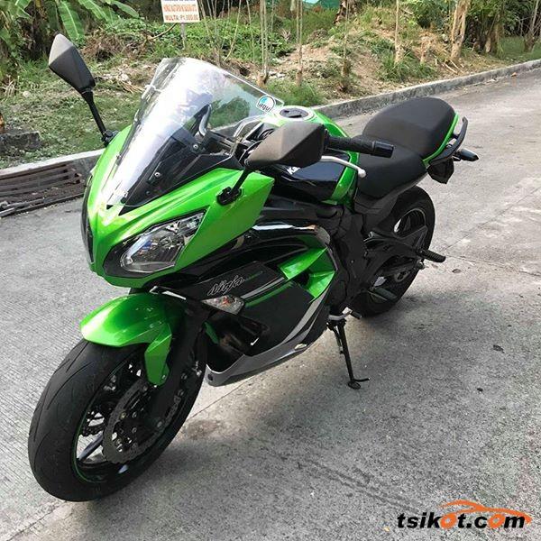 Kawasaki Klr 650 2013 - 1