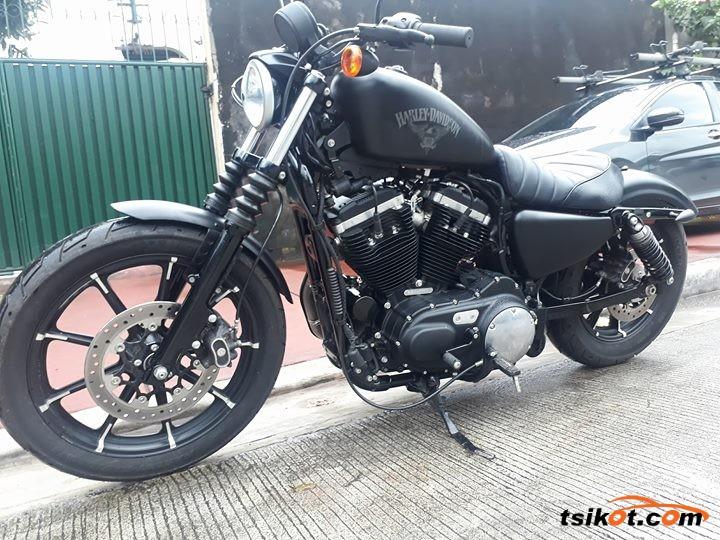 Harley-Davidson 883 Sportster Standard 1998 - 1