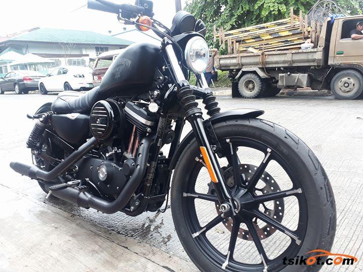 Harley-Davidson 883 Sportster Standard 1998 - 2