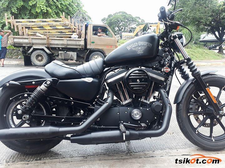 Harley-Davidson 883 Sportster Standard 1998 - 3