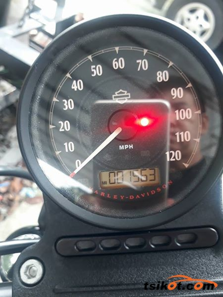 Harley-Davidson 883 Sportster Standard 1998 - 4