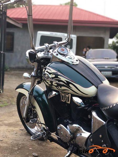 Honda Shadow 750 2007 - 2