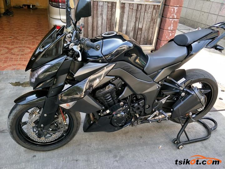 Kawasaki Klv 1000 2008 - 3