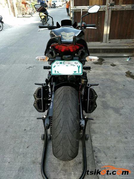 Kawasaki Klv 1000 2008 - 4