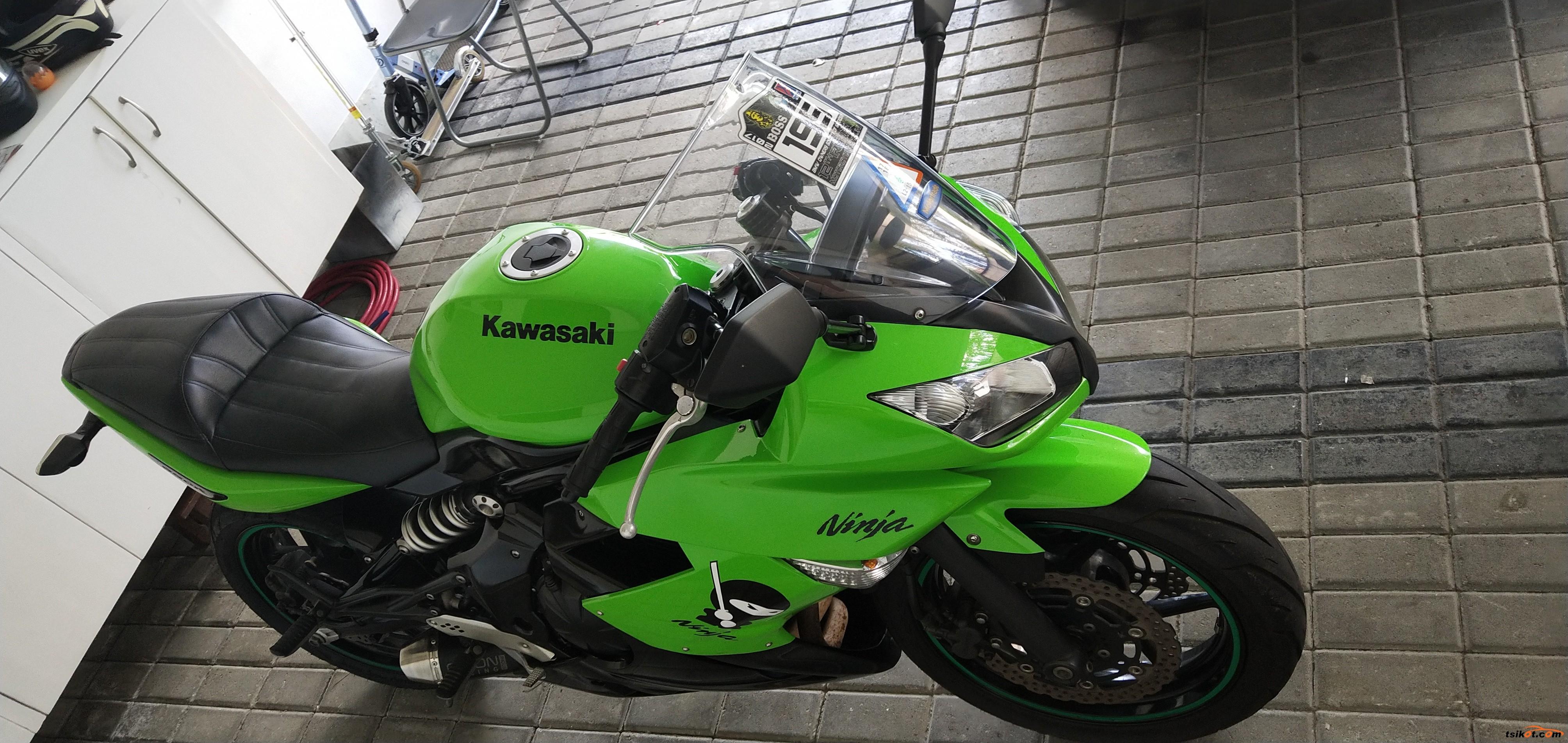 Kawasaki Er-6F 2011 - 2
