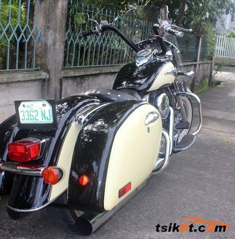 Kawasaki En 500 Vulcan 2000 - 2
