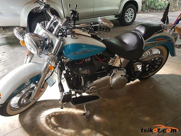 Harley-Davidson Softail Deluxe 2013 - 1