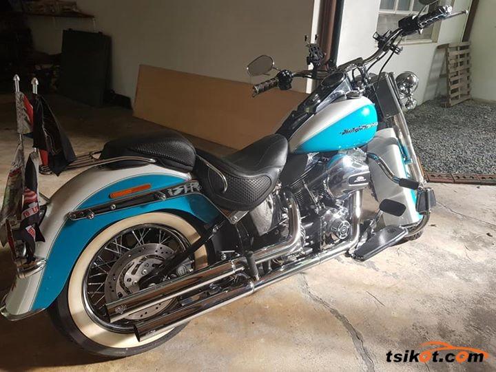 Harley-Davidson Softail Deluxe 2013 - 3