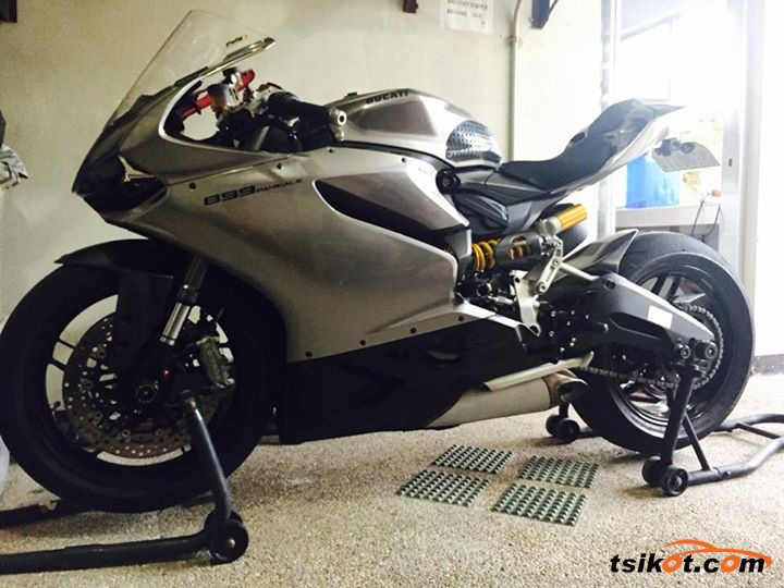 Ducati 1199 Panigale 2013 - 1