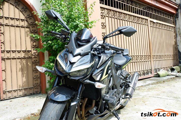 Kawasaki Gpz 1000 Rx 1987 - 1
