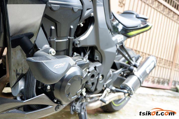 Kawasaki Gpz 1000 Rx 1987 - 2
