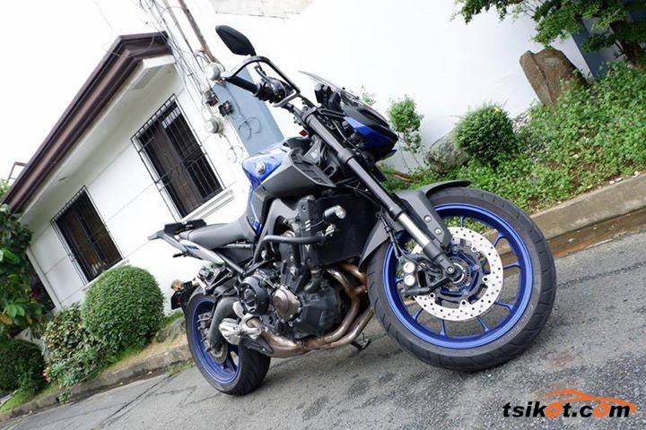 Cobra Cx65 Super Moto 2009 - 1