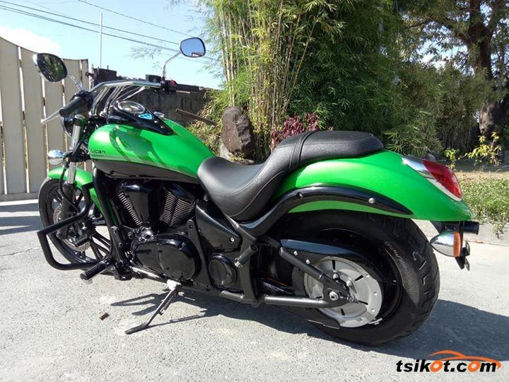 Kawasaki En 500 Vulcan 2000 - 4
