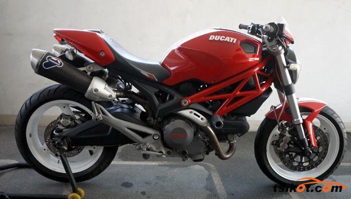 Ducati 600 Monster 1998 - 1