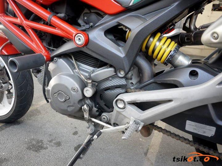 Ducati 600 Monster 1998 - 4