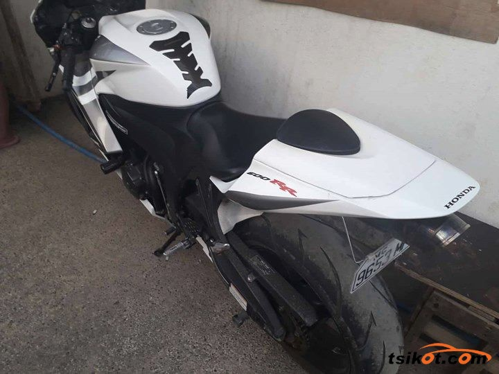 Honda Cbr600Rr 2009 - 2