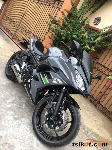 Kawasaki Klr650 2009 - 1