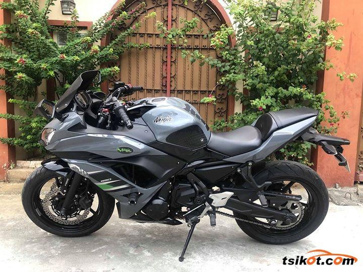 Kawasaki Klr650 2009 - 4