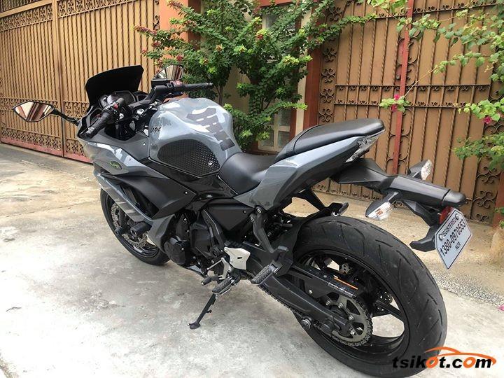 Kawasaki Klr650 2009 - 5