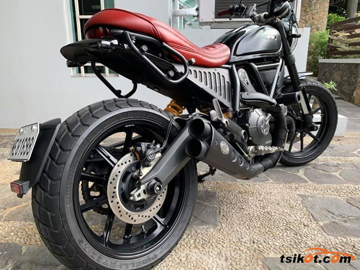 Ducati 450 Scrambler 1973 - 4