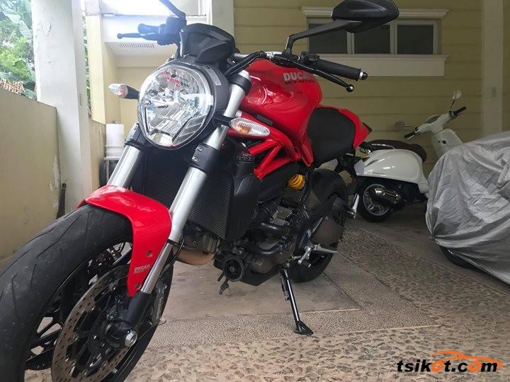 Ducati Monster 800 I.e. 2004 - 1