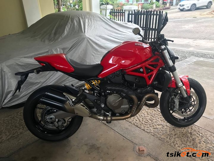 Ducati Monster 800 I.e. 2004 - 3
