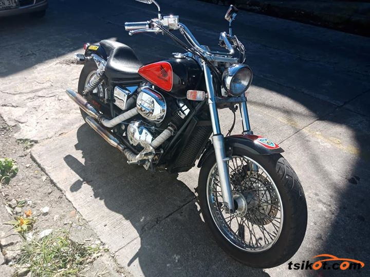 Honda Shadow 750 2007 - 1