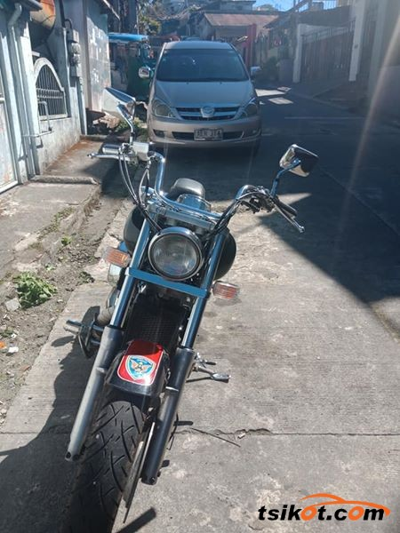 Honda Shadow 750 2007 - 2