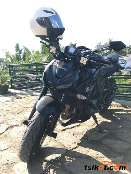 Kawasaki Gpz 1000 Rx 1988 - 1