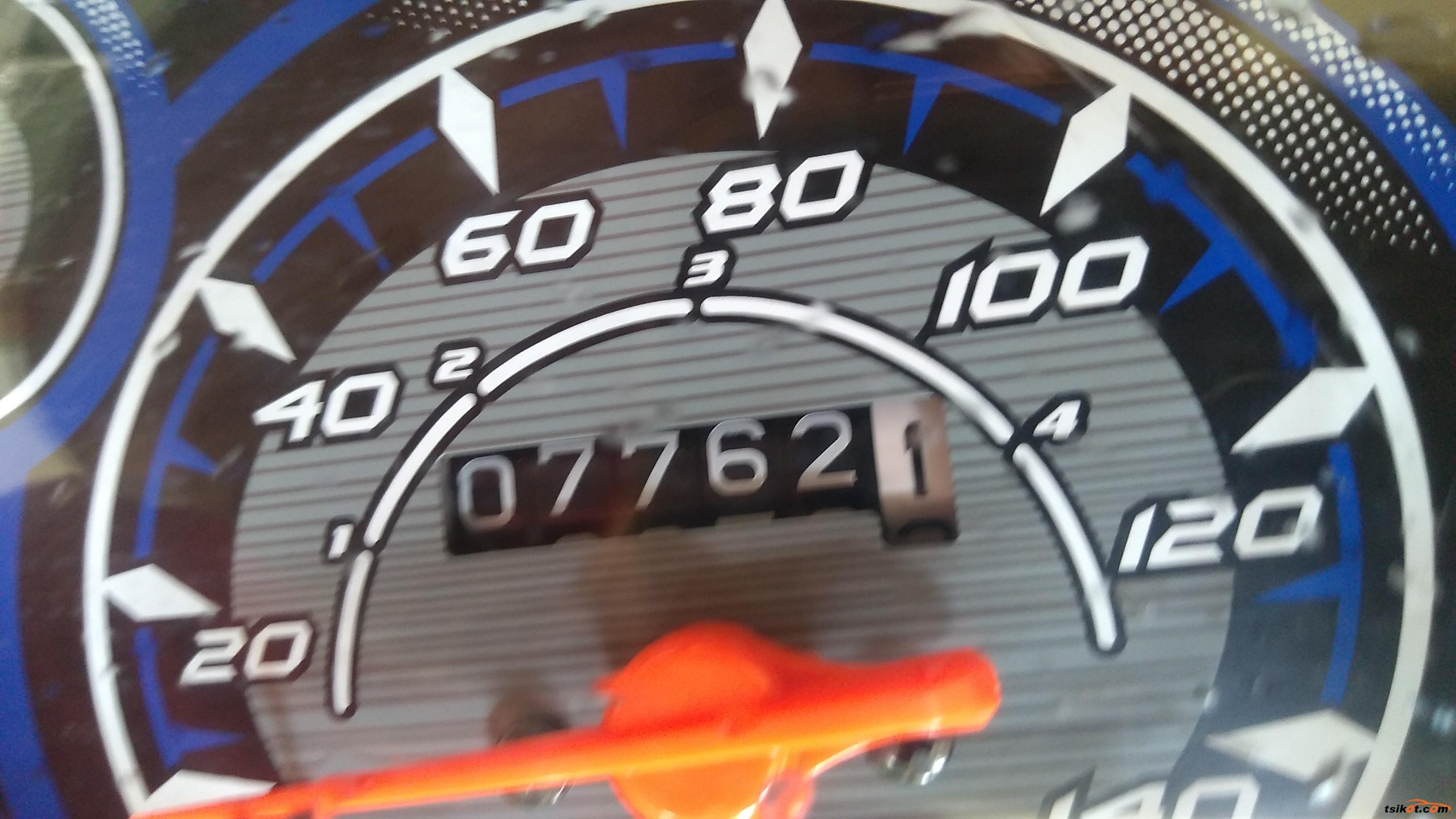 Honda Wave 110I 2013 - 1
