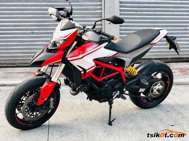 Ducati Hypermotard Sp 2013 - 2