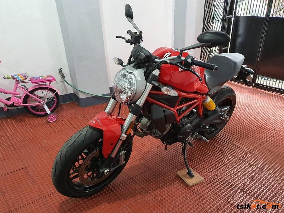 Ducati Monster 796 2013 - 1