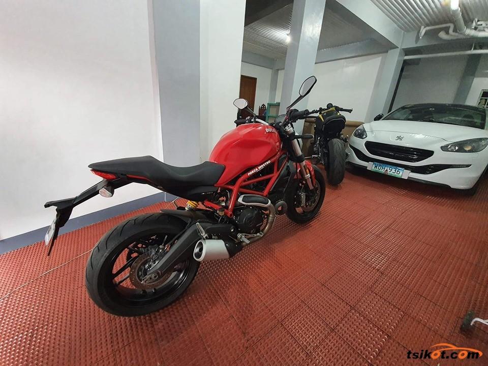 Ducati Monster 796 2013 - 2
