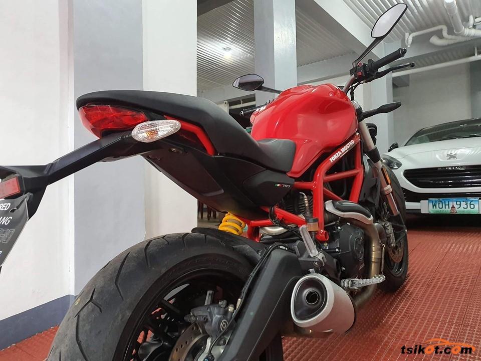 Ducati Monster 796 2013 - 3