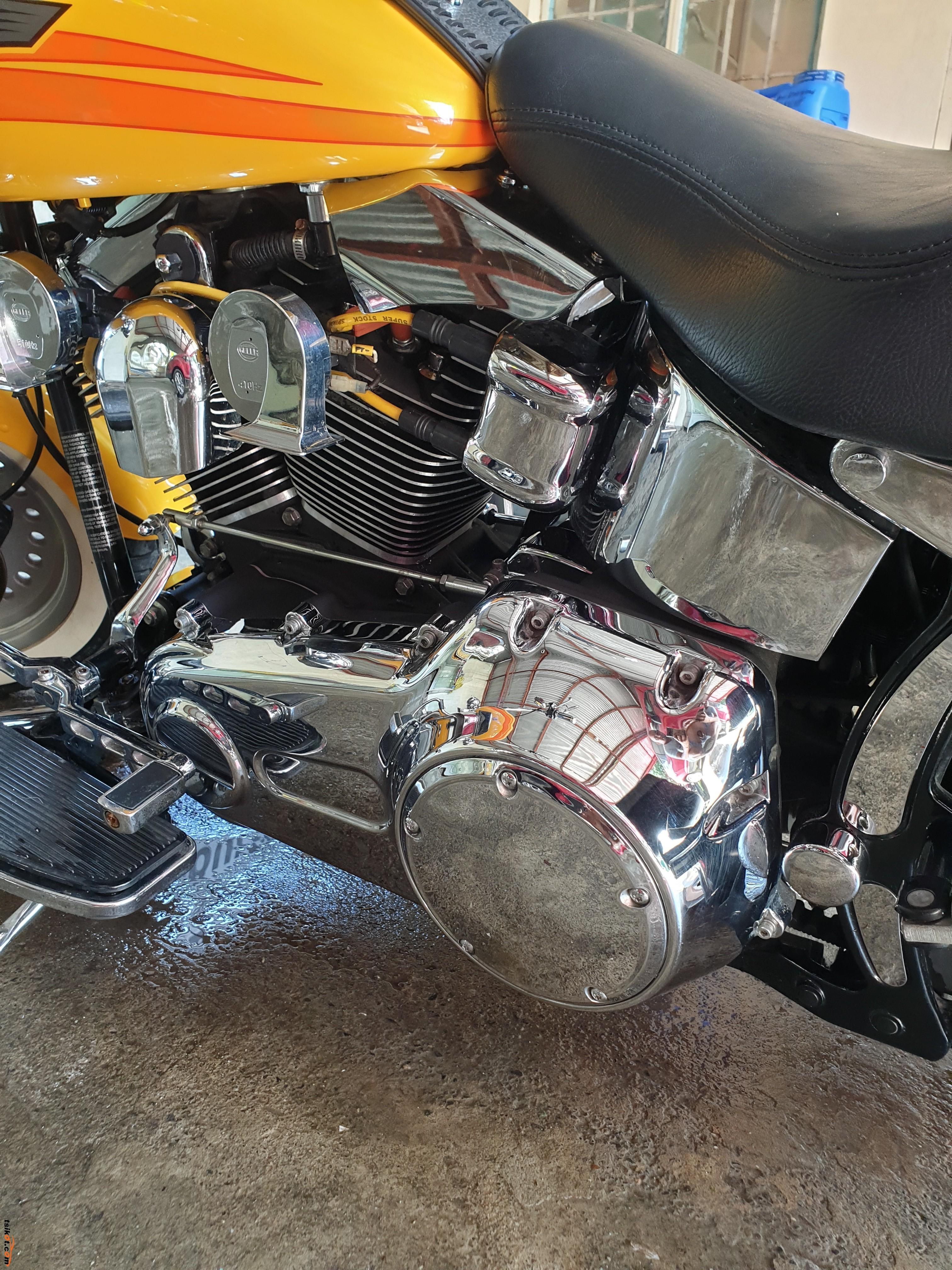 Harley-Davidson Fat Boy Injection 2001 - 5
