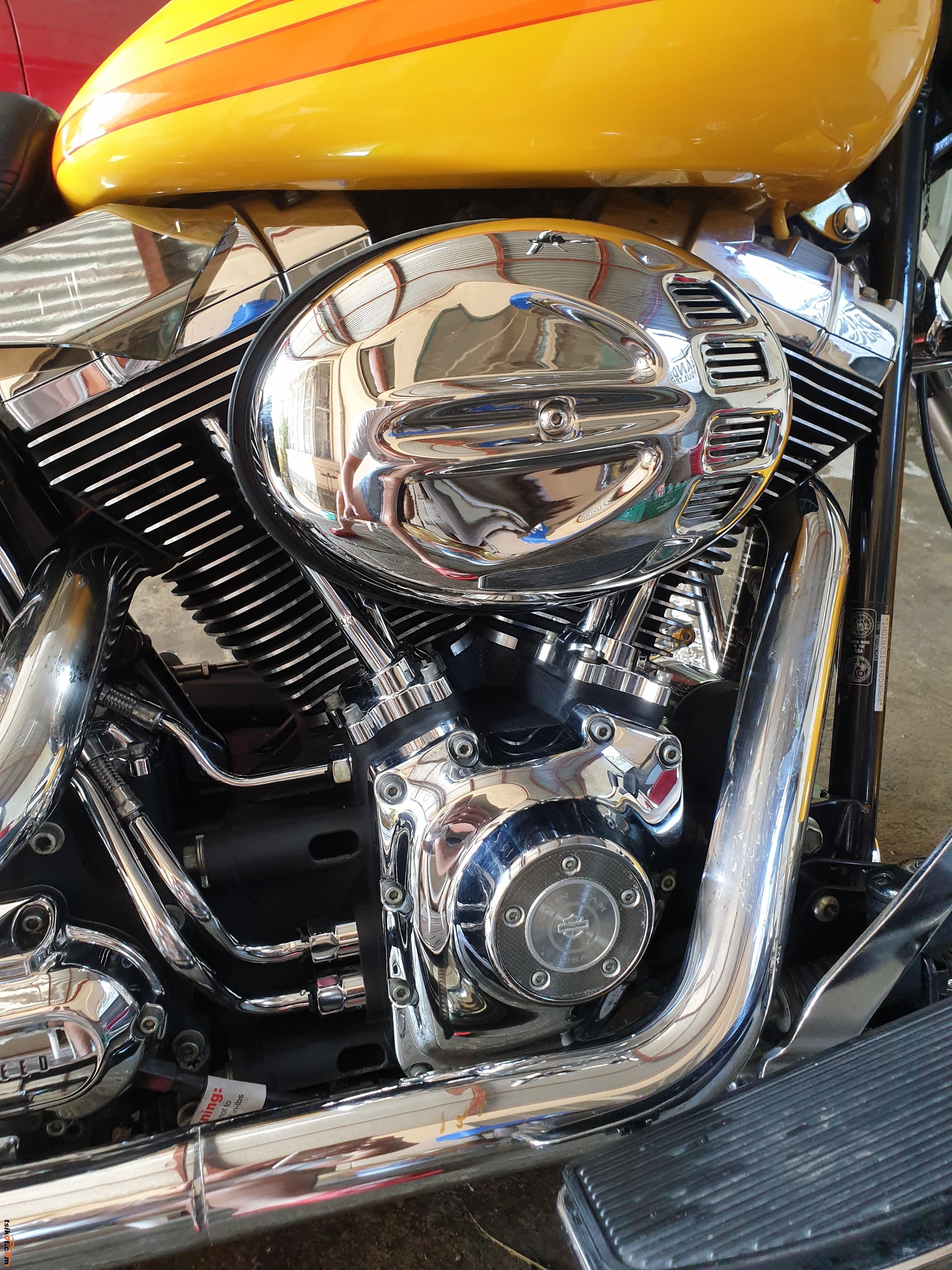 Harley-Davidson Fat Boy Injection 2001 - 6