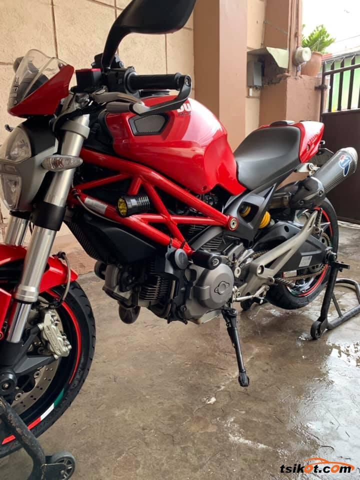 Ducati Monster 795 2013 - 1