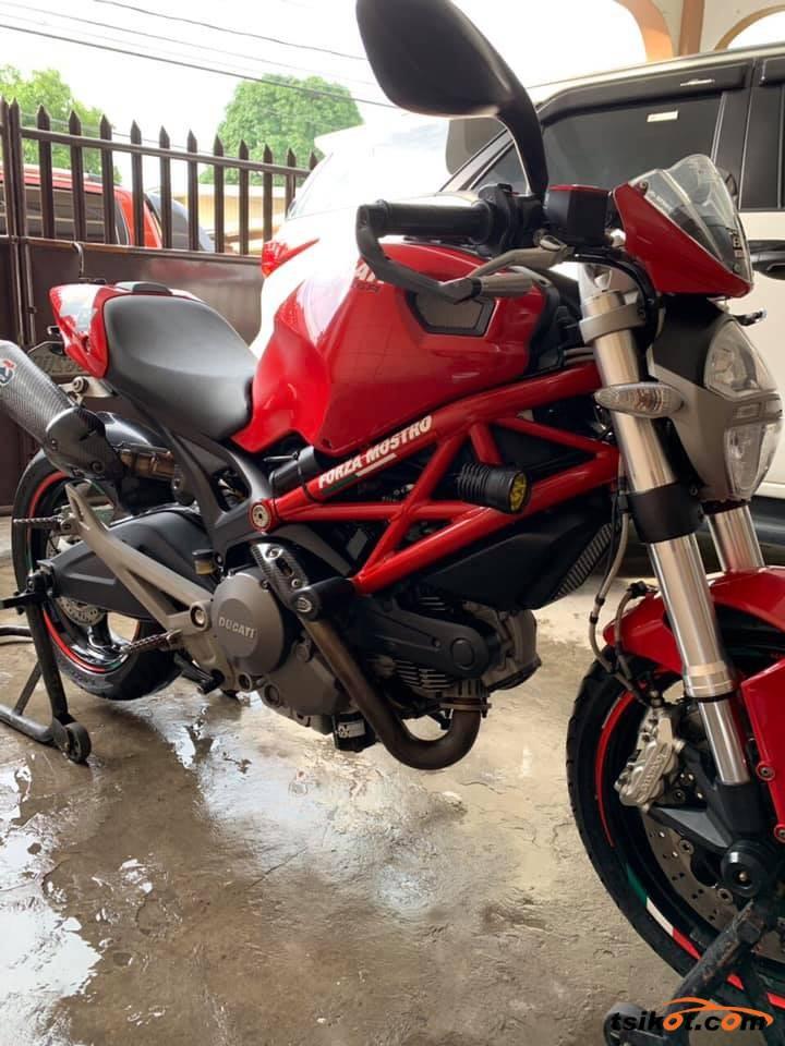 Ducati Monster 795 2013 - 2