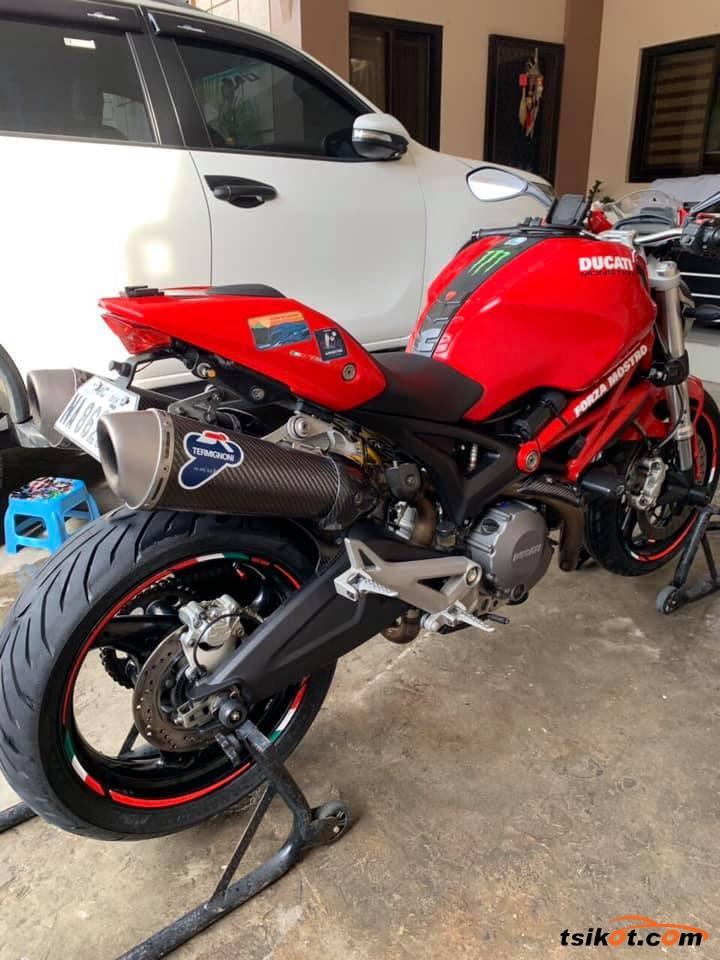 Ducati Monster 795 2013 - 3