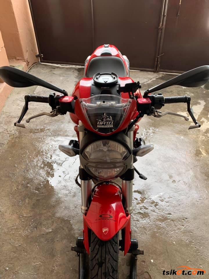 Ducati Monster 795 2013 - 4