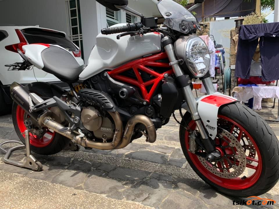 Ducati Monster S2R 800 2007 - 1