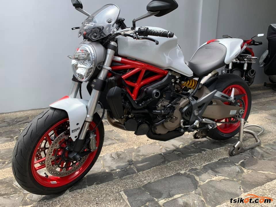 Ducati Monster S2R 800 2007 - 3