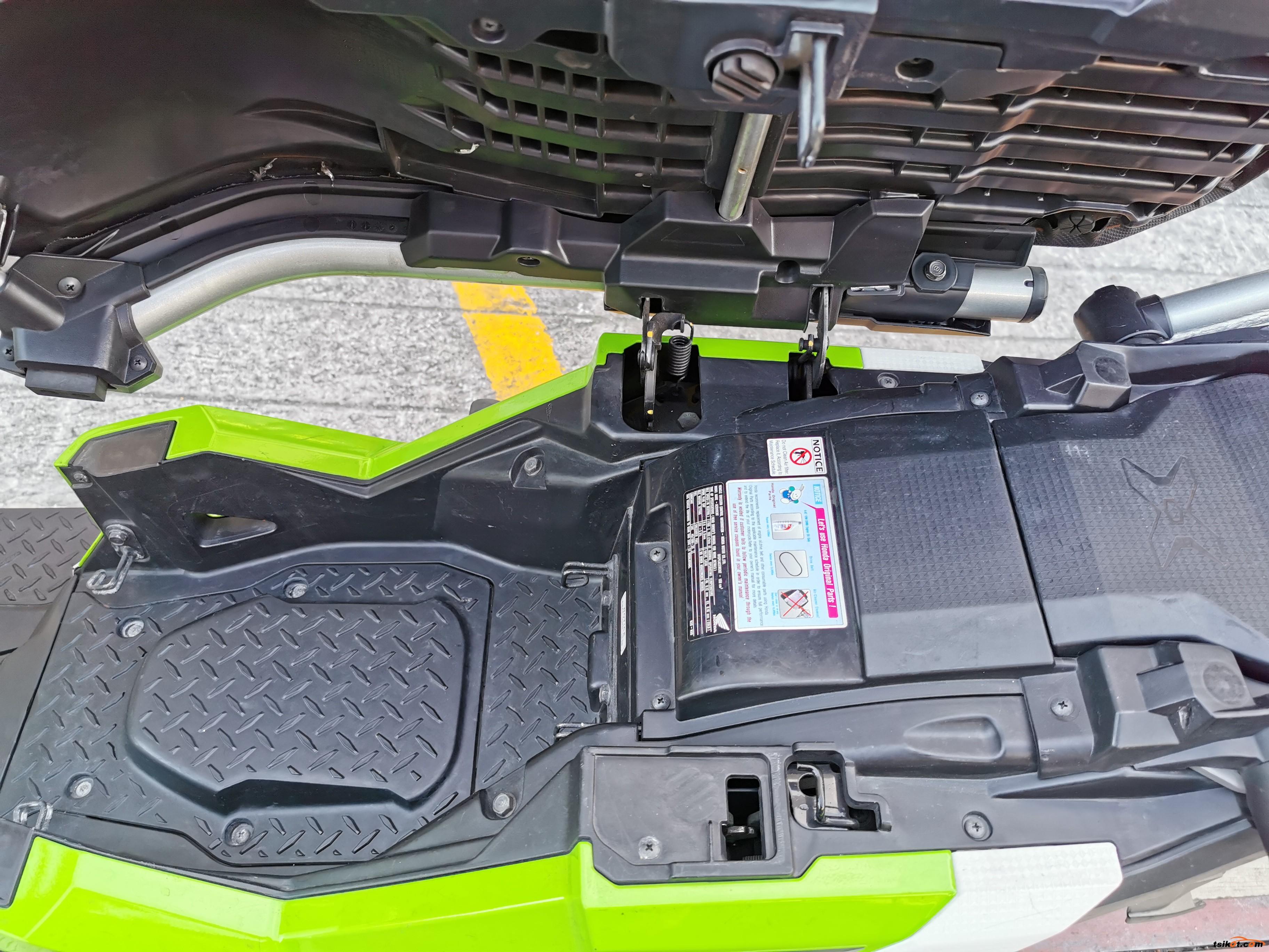 Honda Zoomer 2013 - 1