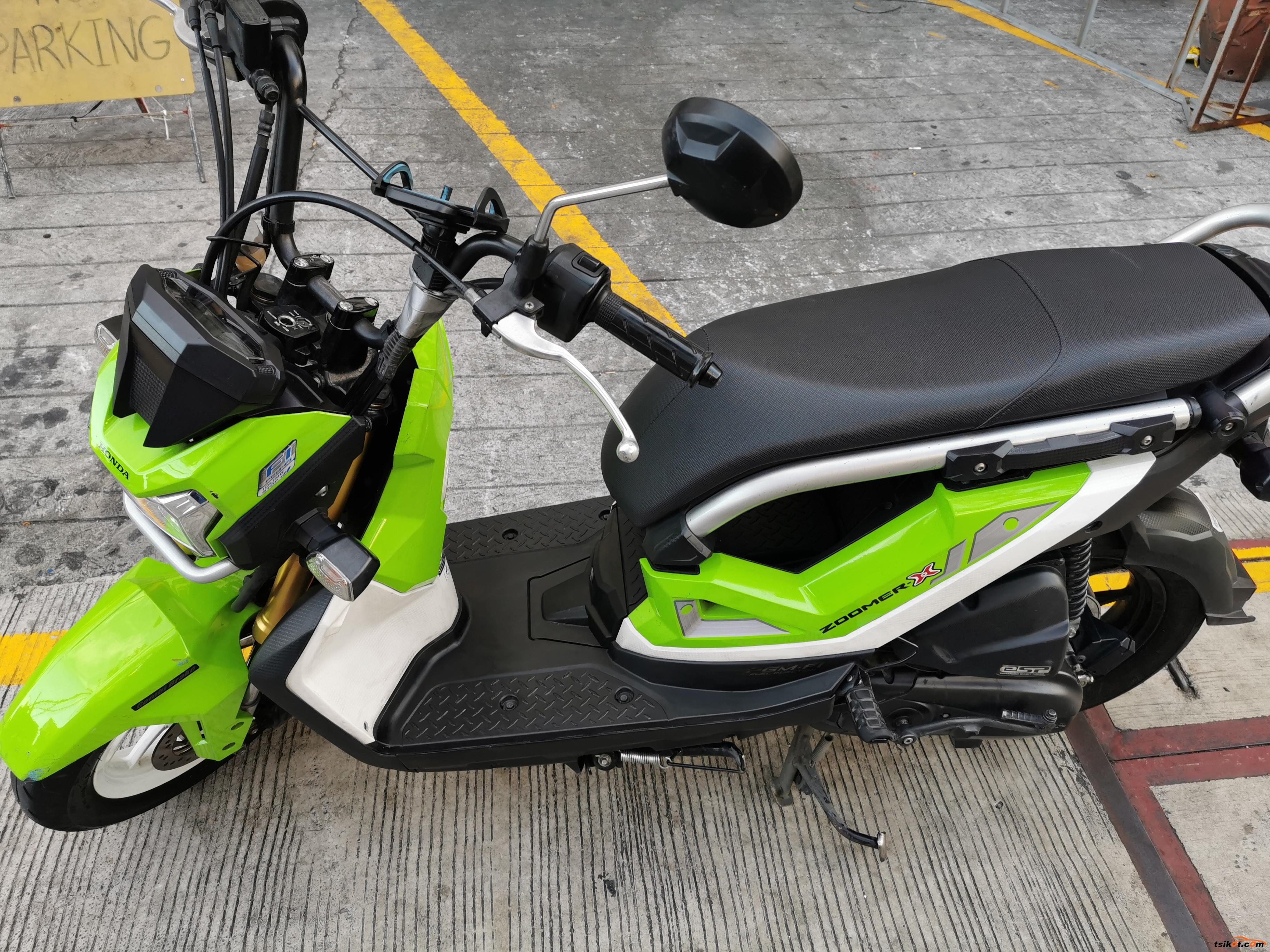 Honda Zoomer 2013 - 8